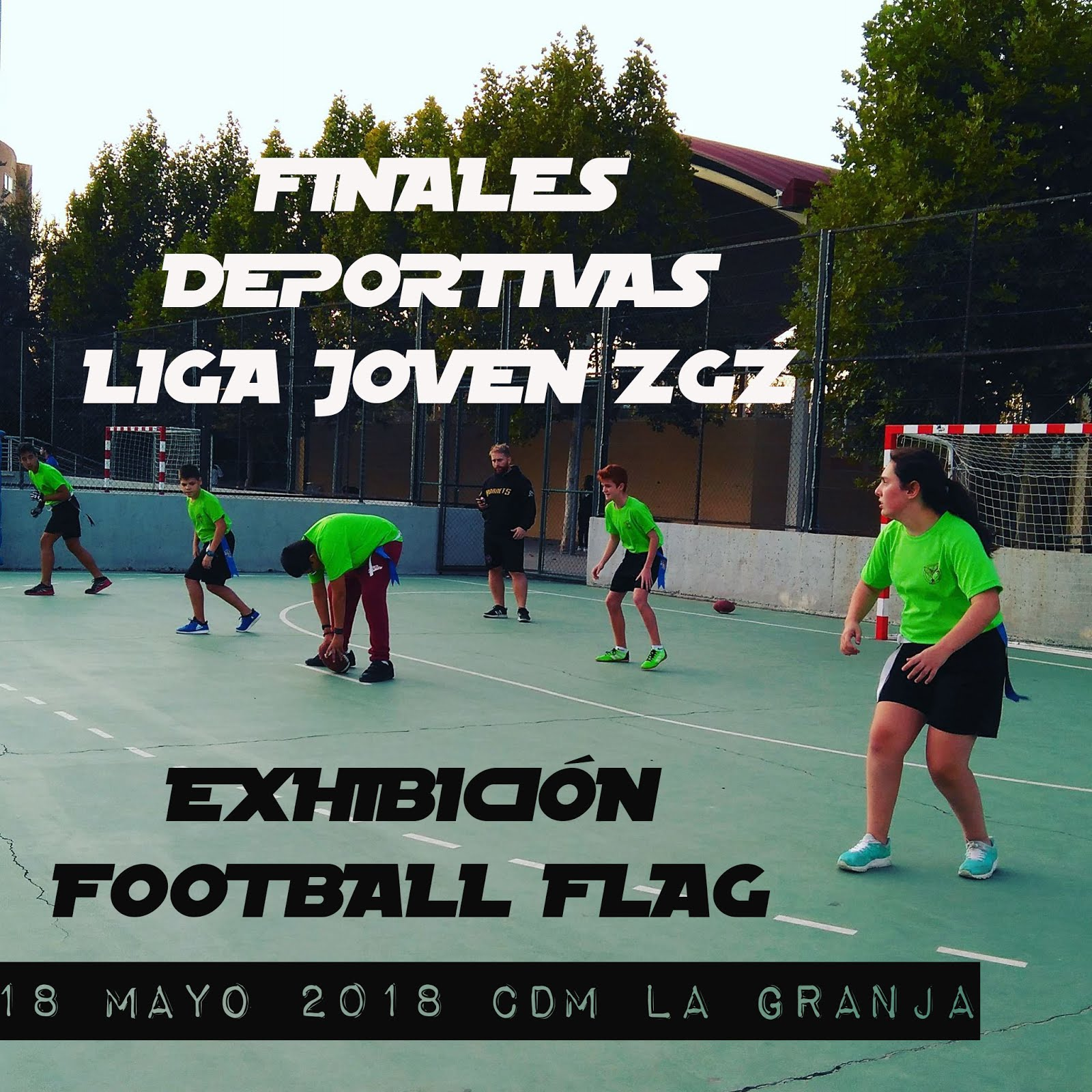 EXHIBICIÓN FOOTBALL FLAG 18/05/2018
