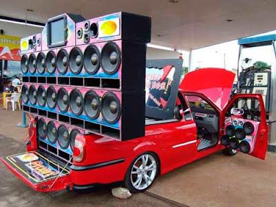 carros com som