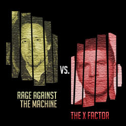 The 15 Greatest 'Fuck You's In Music: 03. Rage Against the Machine vs. The X Factor, Simon Cowell