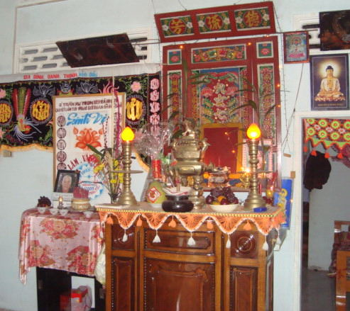 Where the Wars Were: Journey to Vietnam, Laos & Cambodia: BUDDHIST ...