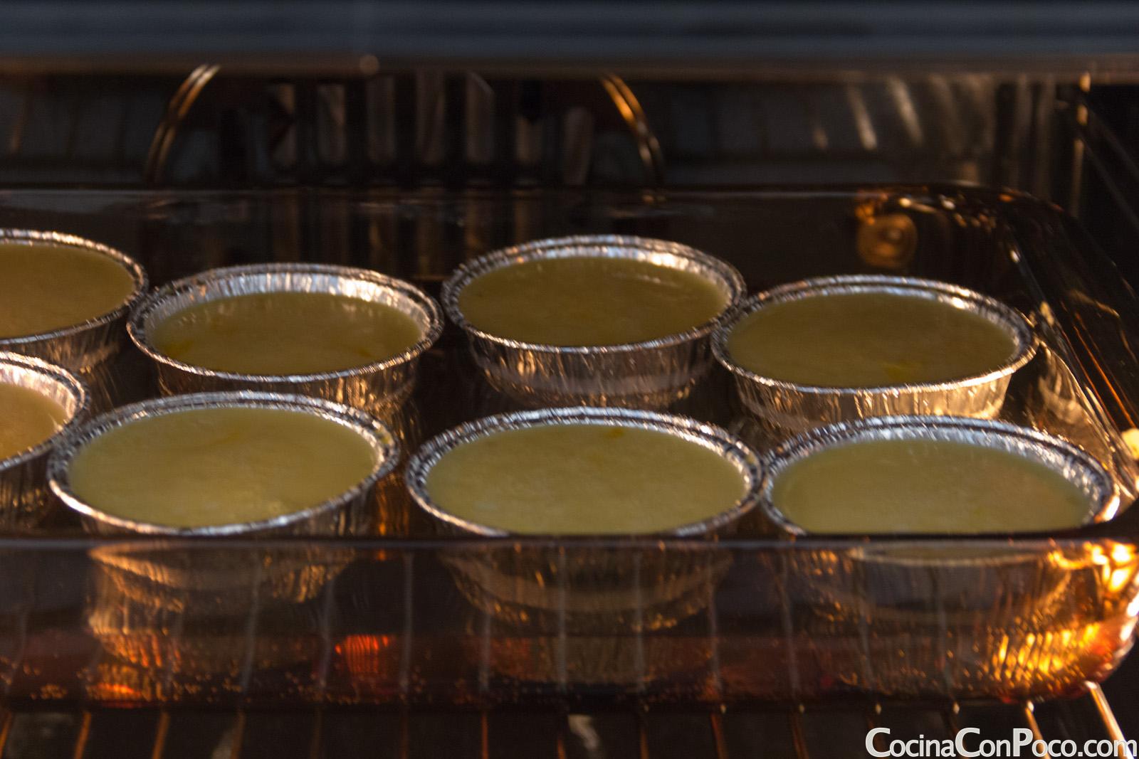 Flan de huevo casero receta paso a paso recetas paso a paso con fotos cocina con poco - Flan de huevo sin horno ni bano maria ...