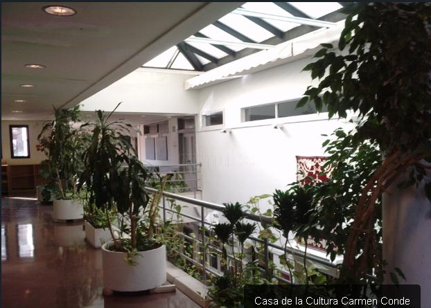 Arquitectura arag n casa de cultura carmen conde en majadahonda madrid - Casas en majadahonda ...