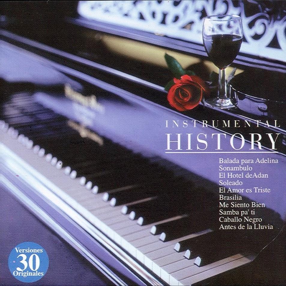 COZAZ: Instrumental History I - II - III (Colección Instrumental)