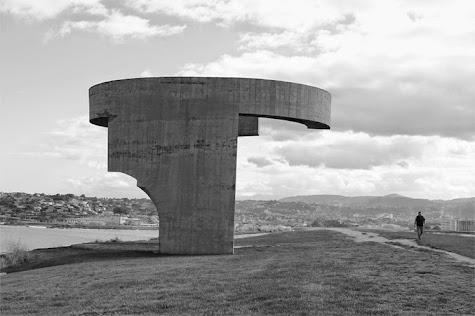 gijón: pochwała horyzontu ... (asturia)