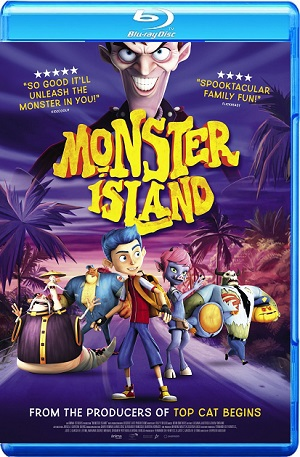 Monster Island 2017 WEB-DL 720p