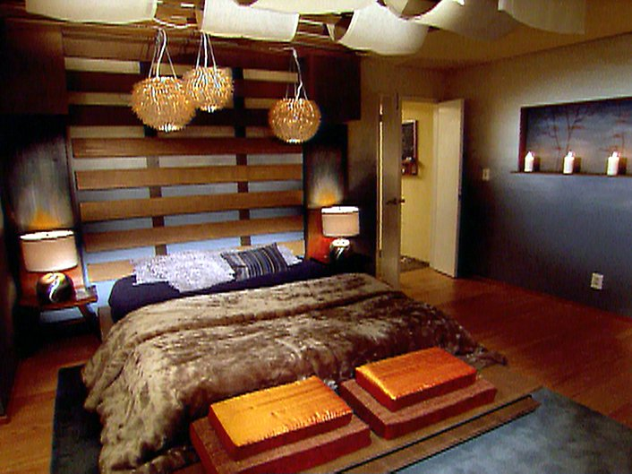 styles and decoration trends of bedrooms and interior design