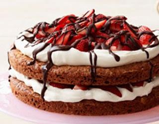 Chocolate Shortcake Extra Cocoa Cream