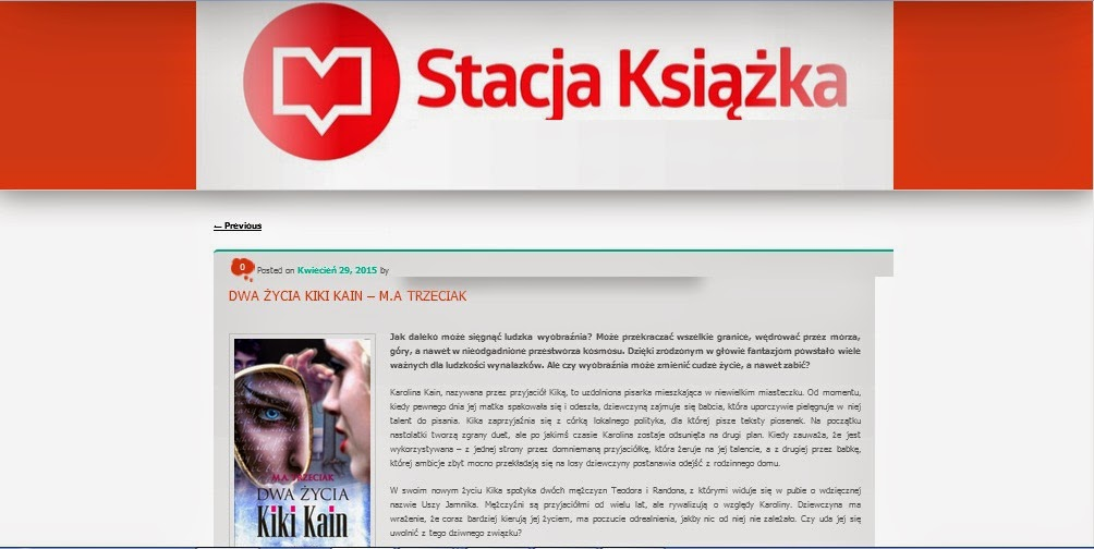 http://stacja-ksiazka.com.pl/recenzje/dwa-zycia-kiki-kain-m-a-trzeciak/