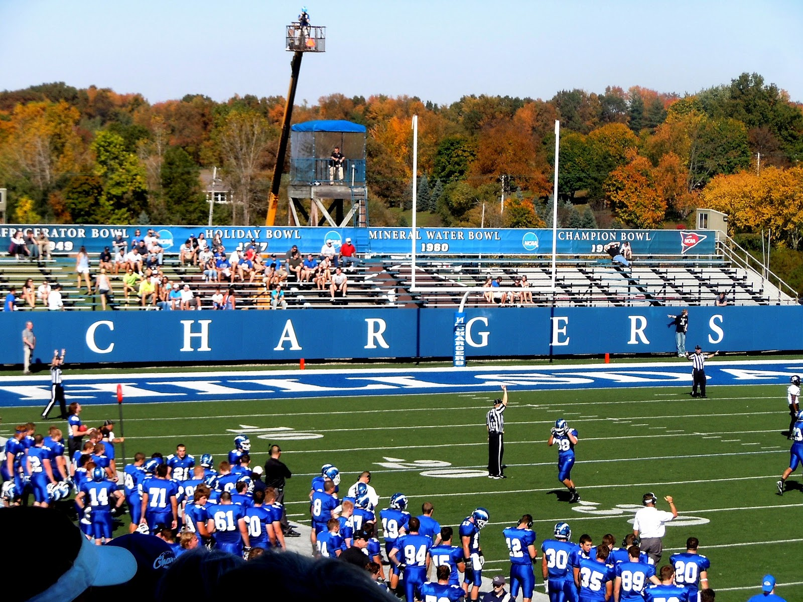 Hillsdale College Homecoming