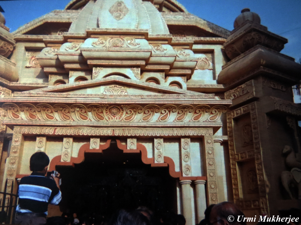 Hour of the goddess the phenomenal festival called durga puja its a pandal a temporary structure that will be taken off once durga puja ends thecheapjerseys Images