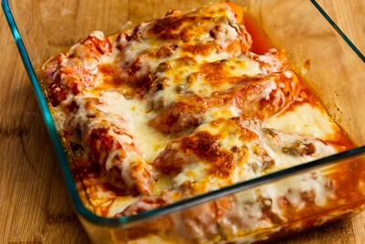 ... Kitchen®: Slow Cooker Salsa Chicken with Lime and Melted Mozzarella
