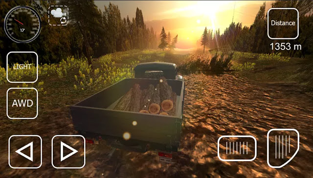 Download OffRoad Cargo Pickup Driver v1.084 Apk For Android