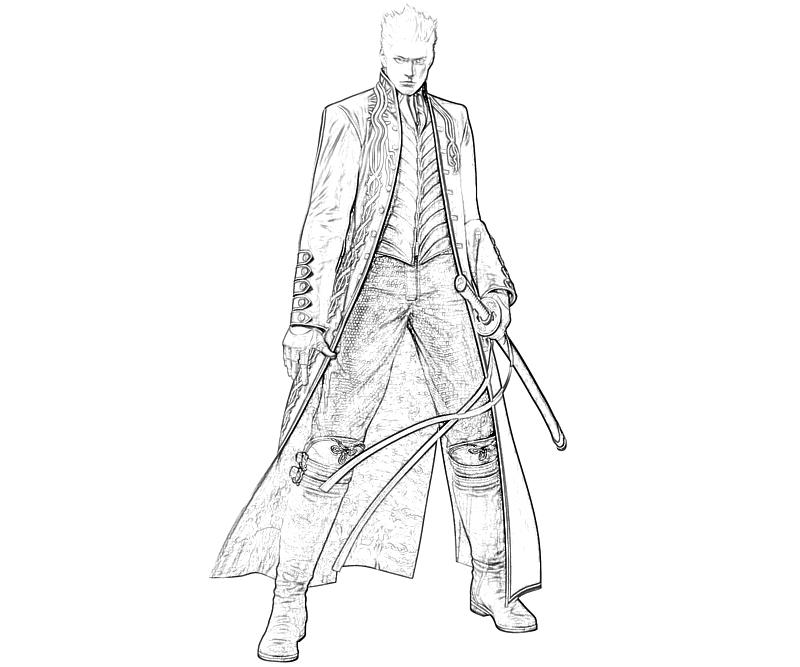printable-marvel-vs-capcom-vergil-character-coloring-pages