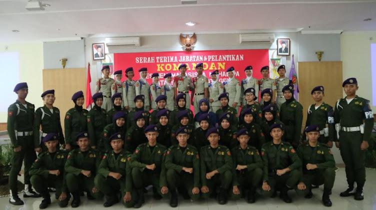 "Resimen Mahasiswa Mahadipa Batalyon 950 ""Pati Geni"" Politeknik Negeri Semarang"