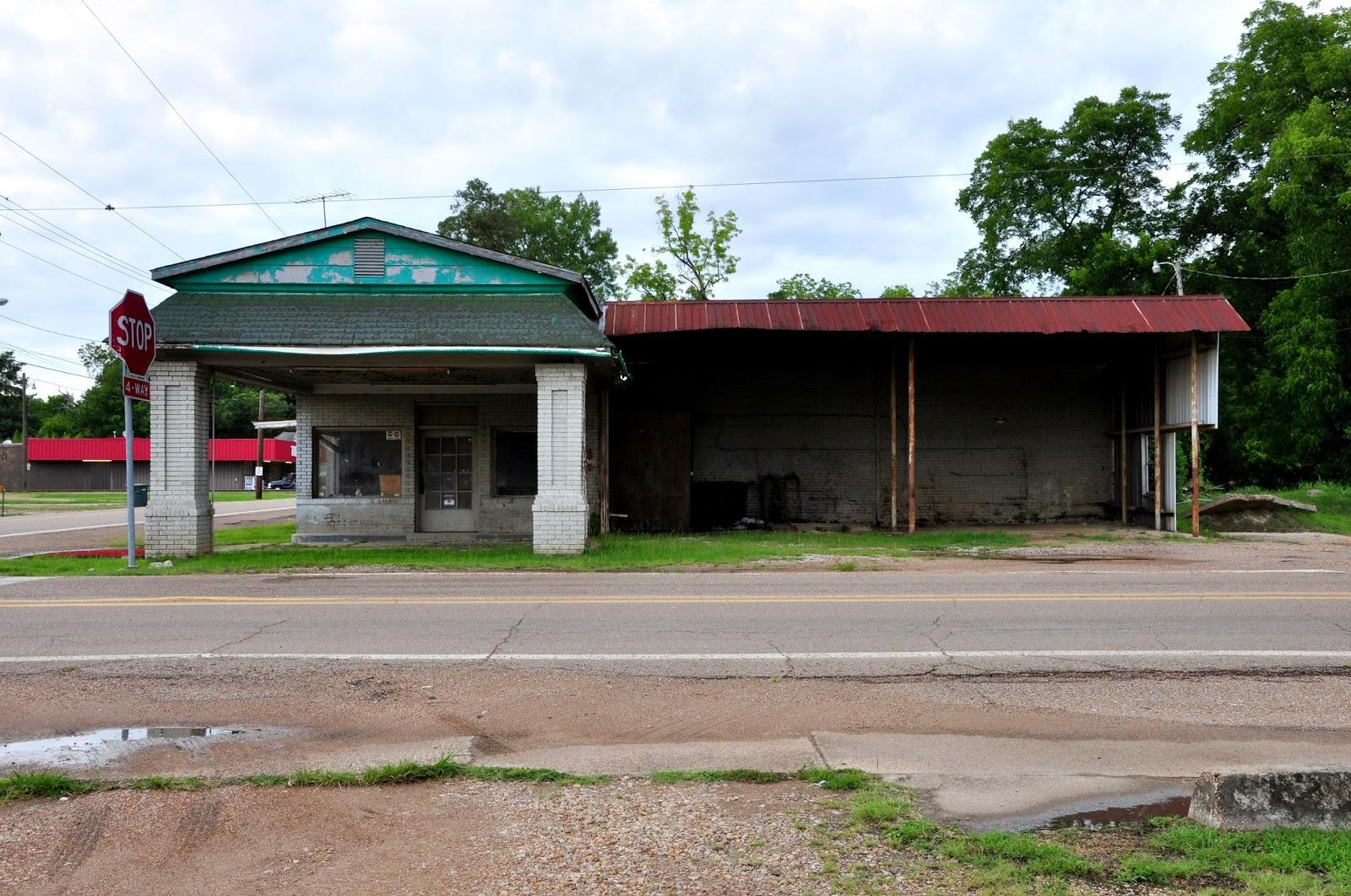 Hines Gulf Station Brooksville, MS Hickory Ridge Studio