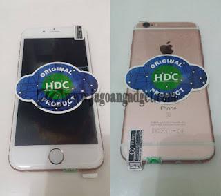 Spesifikasi dan Harga iPhone 6S HDC