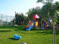 Agios Efstathios Pexnidotopos outdoor playground in Pano Kivides