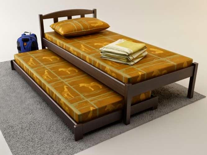 Kamar tidur anak minimalis modern 3