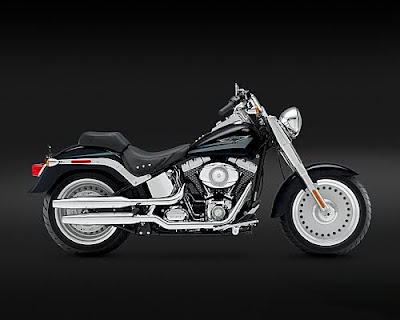Harley Davidson -  Fat Boy