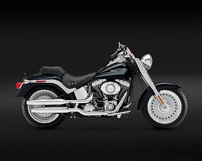 Harley Davidson -  Fat Boy