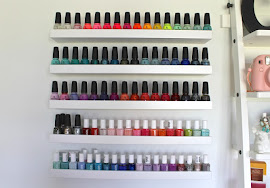 The Ultimate Solution To Nail Polish Storage!