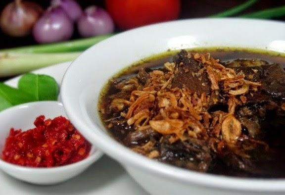 Resep rawon enak khas masakan jawa