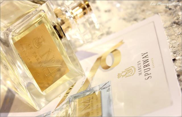 Nº4 Parfum Édition Limitée Marcus Spurway - Les Mousquetettes©