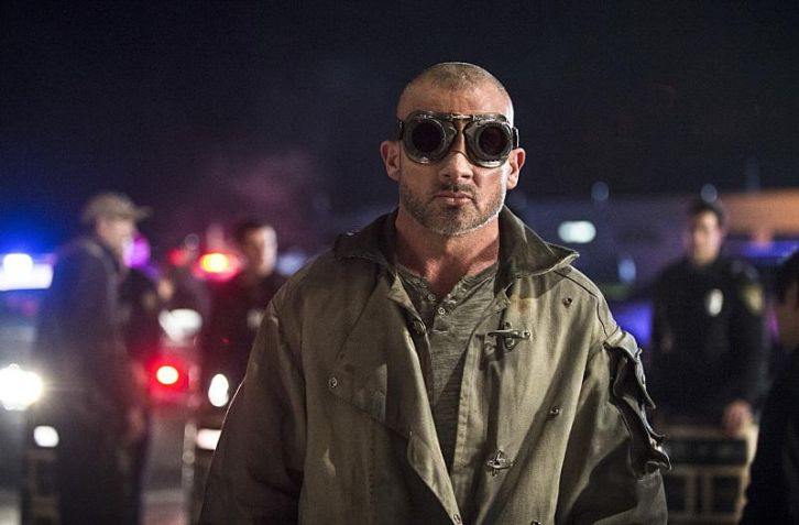 The Flash/Arrow Spin-Off - Dominic Purcell Joins Cast