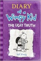 bookcover of The Ugly Truth (Wimpy Kid #5)by Jeff Kinney
