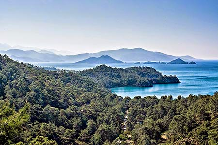 Turkey: Island-studded Bays