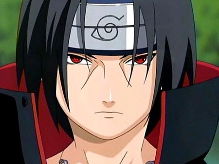 Itachi (Naruto) - Karakter sejuta umat yang sering dipakai untuk foto profil