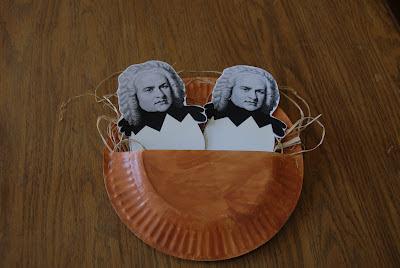 Bach Classical Musician