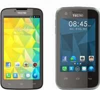 Tecno M7 phone design