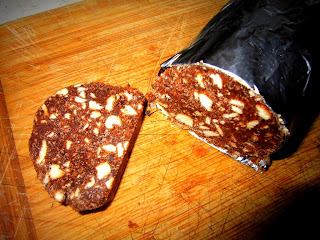 Portugal - Chocolate Salami