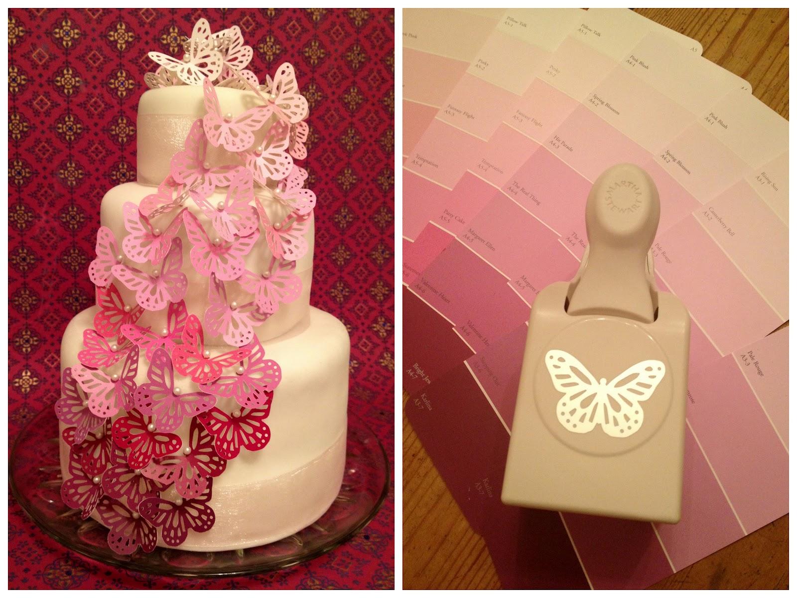 Simple Diy Cake Decoration : *Jennuine by Rook No. 17*: Easy & Elegant Wedding Cake You ...