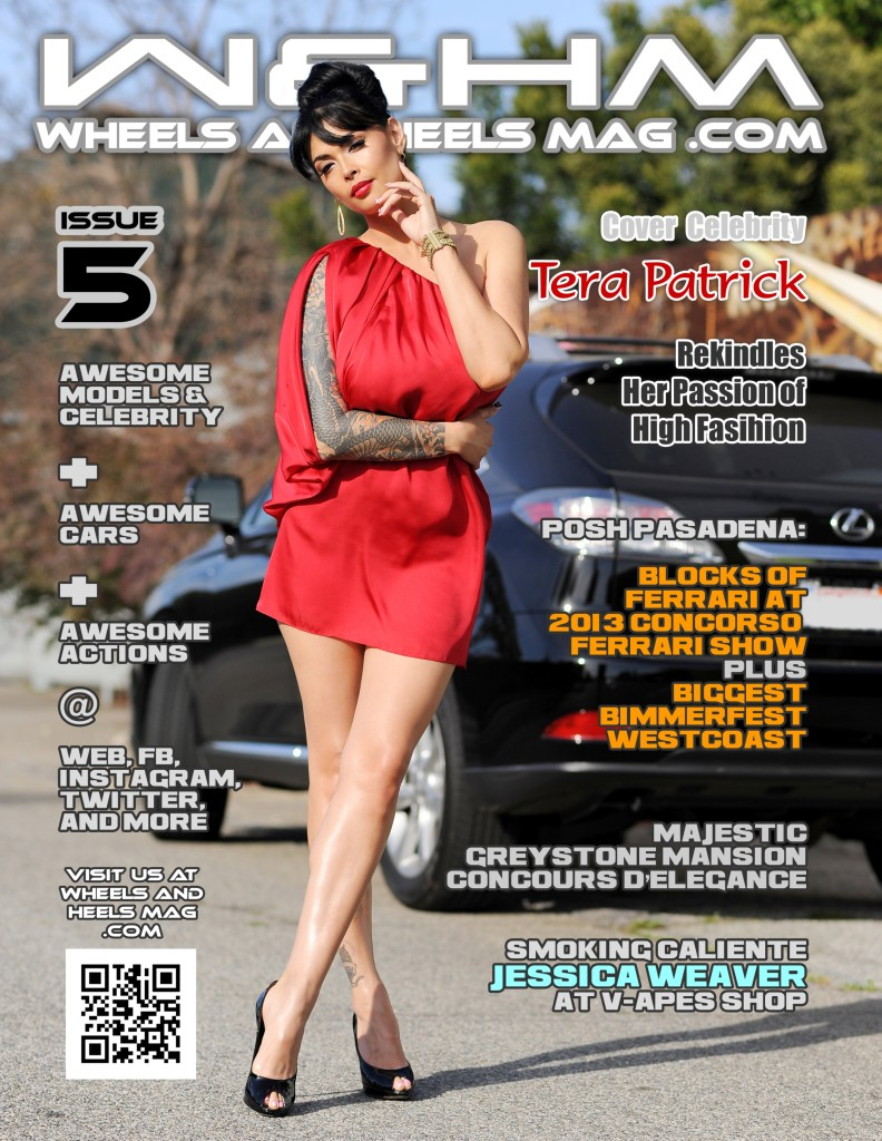 Wheels and Heels Magazine Issue 5