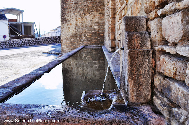Fountain Ronda Spain