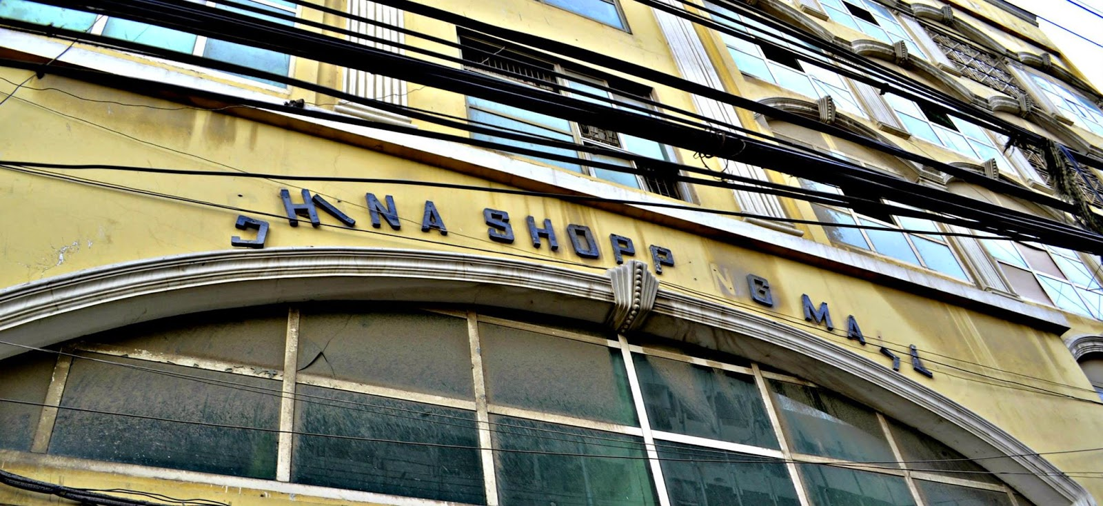 china shopping mall karachi