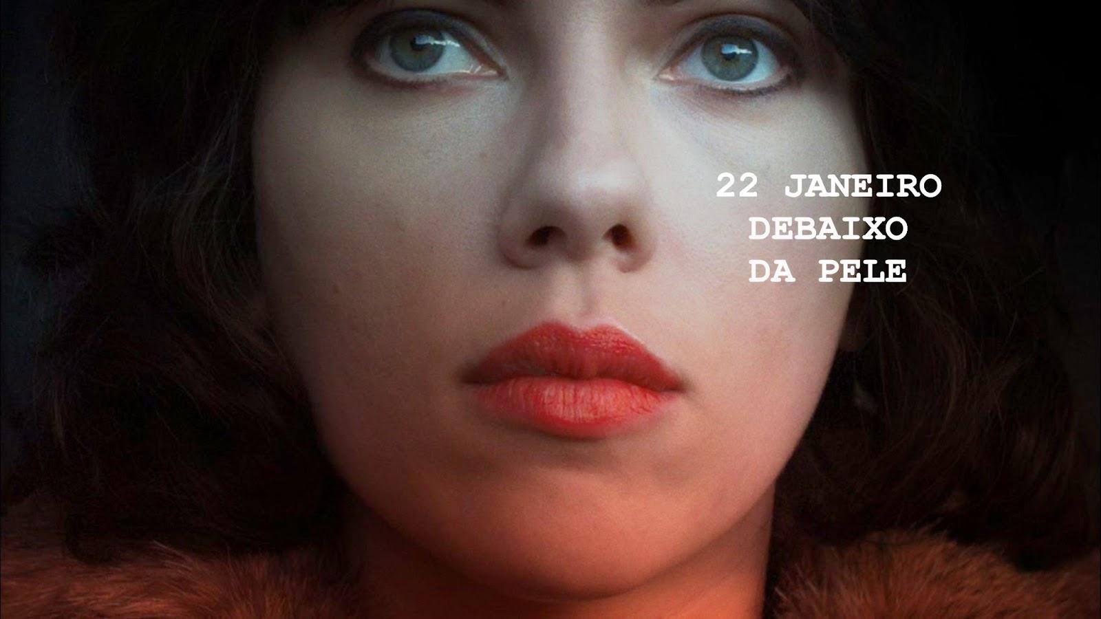 Debaixo da Pele - Under the Skin (2013)