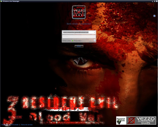 Download Skin-Msn 2009 - Resident Evil  3 File#2 -  Blood War