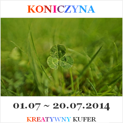 http://kreatywnykufer.blogspot.com/2014/07/wyzwanie-motyw-koniczyna.html