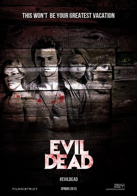 Evil Dead (Posesión infernal) (2013) DvdRip Subtitulada