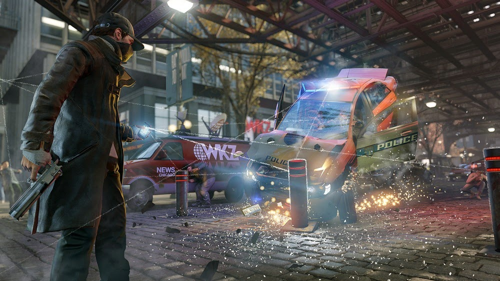 Watch Dogs Deluxe Edition Screenshots