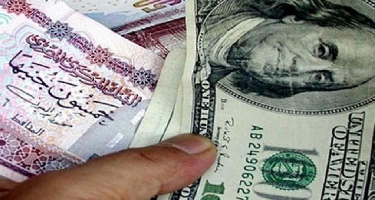 سعر الدولار في مصر اليوم الإثنين 25-1-2016