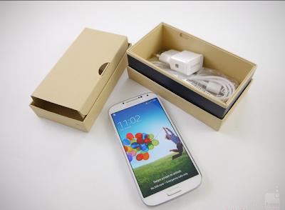 فتح علبة هاتف Samsung Galaxy S4