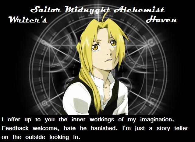 Sailor Midnyght Alchemist Writer's Haven