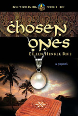 Chosen Ones, Book Three, Born for India trilogy