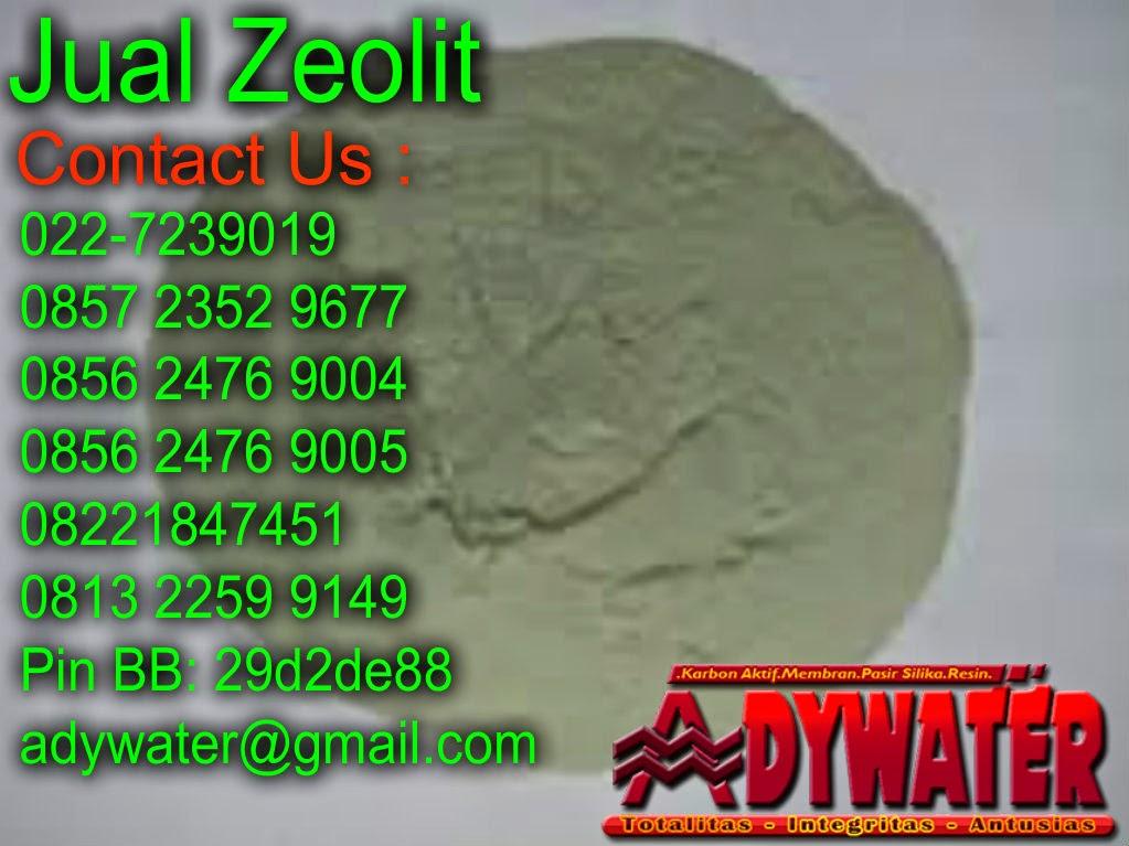 Harga Zeolit - Harga Zeolit Powder