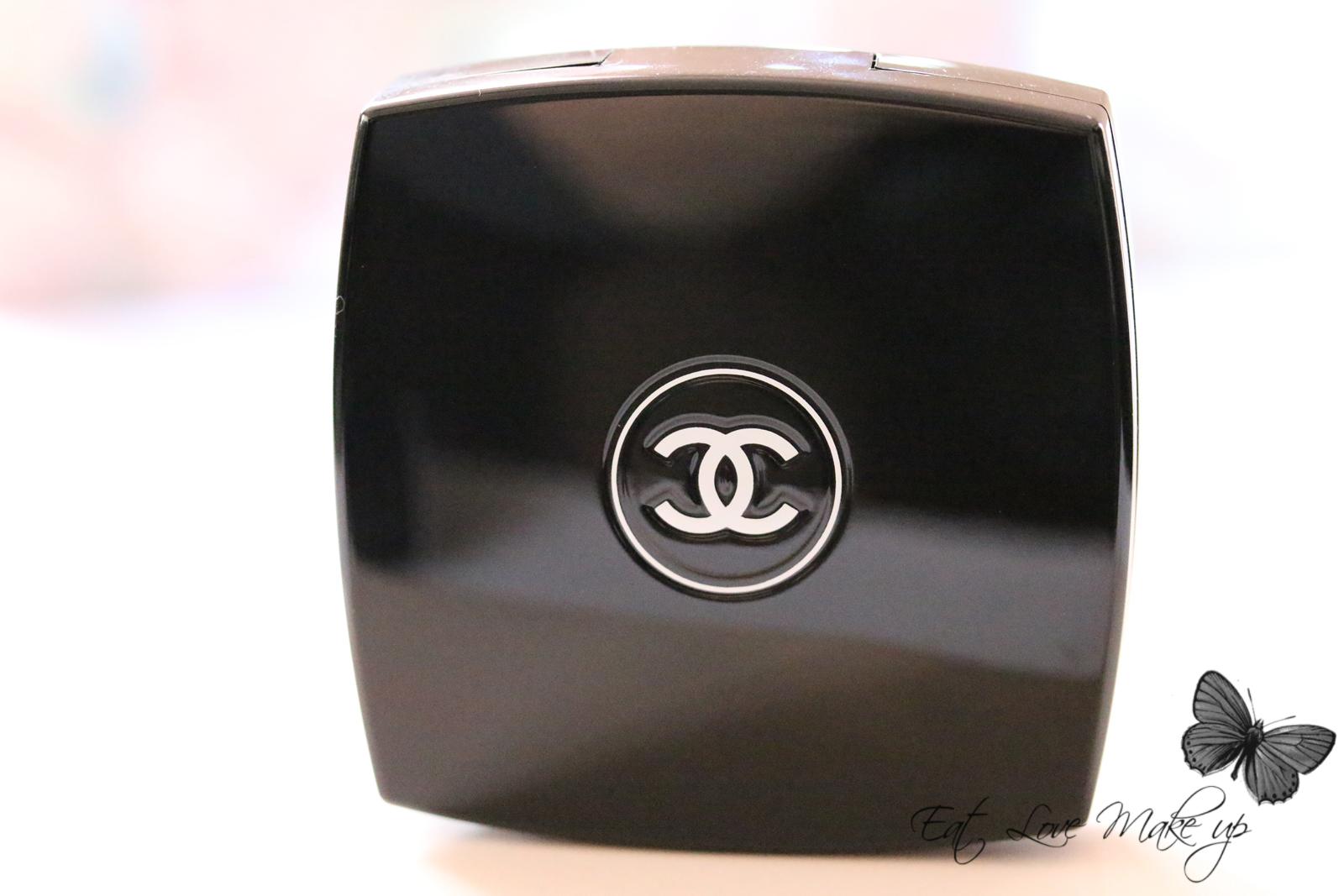 Chanel Lumières Facettes Quadrille 537
