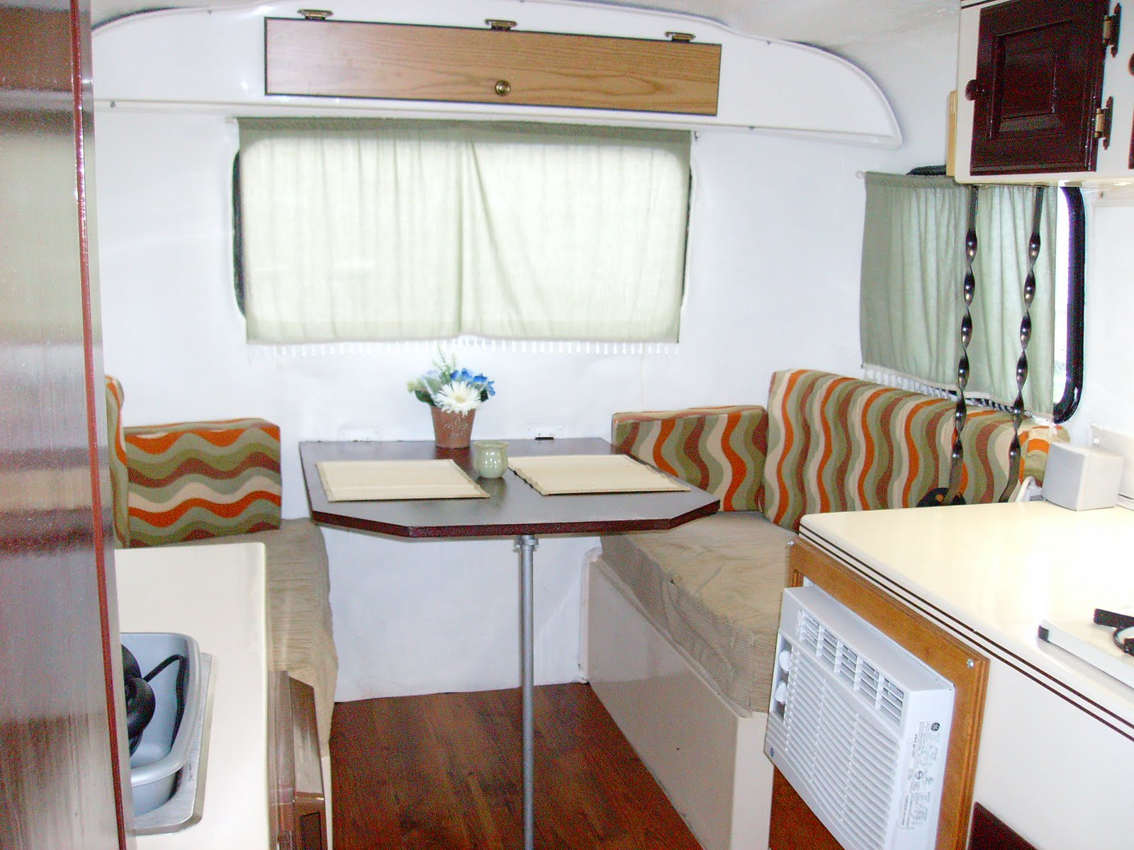 Watching Airplanes: Camper Remodel